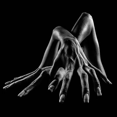 Model Photograph - Sculpture #5 by Jackson Carvalho