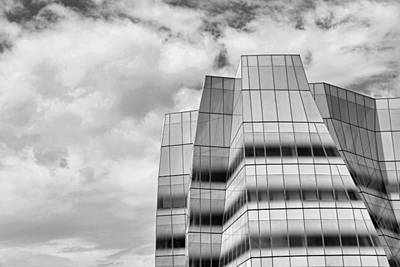 Photograph - Sculpture Or Building Or Both 3 by Allen Beatty