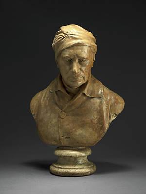 Sculpture, Reverend John Horne-tooke Incised On Back Art Print