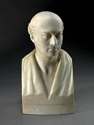P.r Painting - Sculpture, Sir Thomas Lawrence, P.r.a by Litz Collection