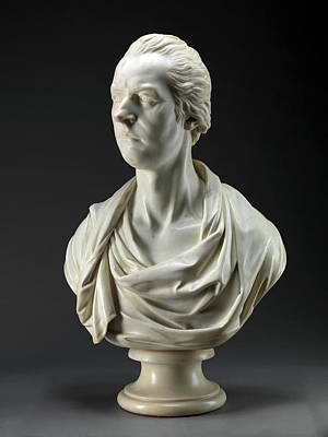 Sculpture, William Pitt Signed And Dated By Chisel Art Print