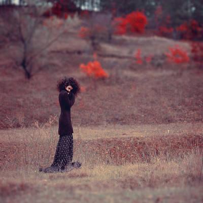Fantasy Photograph - Scumpia by Anka Zhuravleva