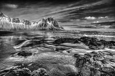 Craig Brown Photograph - Se Iceland by Craig Brown