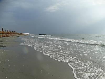 Sea After Storm Art Print