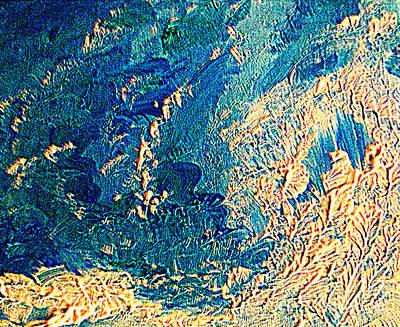 Painting - Sea by Amanda Dinan