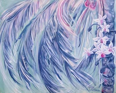 Painting - Sea Breeze by Carol Allen Anfinsen