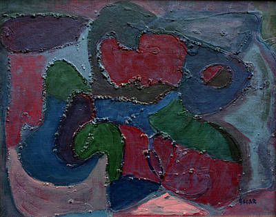 Painting - Sea Catch  by Oscar Penalber