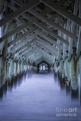 Photograph - Sea Cathedral by David Waldrop