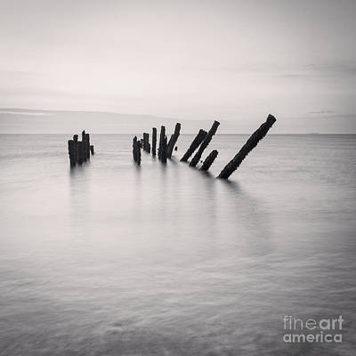 Photograph - Sea Defences Spurn Point by Colin and Linda McKie