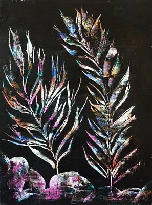 Painting - Sea Ferns by Amelie Simmons
