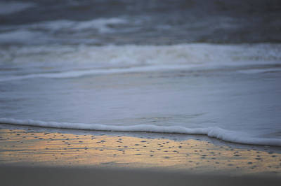 Photograph - Sea Foam by Terry DeLuco