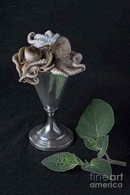 Sea Food Cocktail Art Print