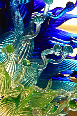 Glass Art Photograph - Sea Glass by Karon Melillo DeVega