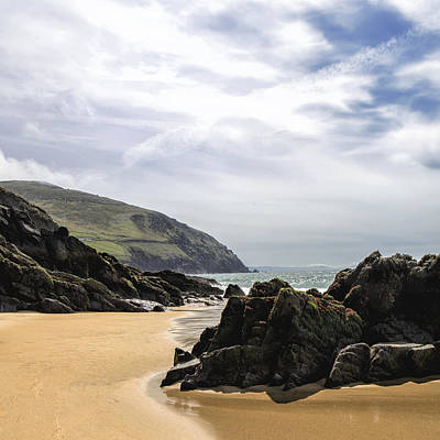 Photograph - Sea Head Beach by Dick Wood