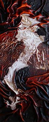 Mixed Media - Sea Horse by Angela Stout
