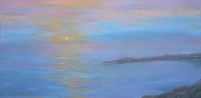 Painting - Sea Of Colors by Mishel Vanderten