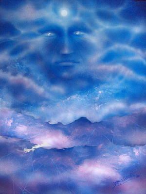 Sea Of Dreams Art Print by Mario Labonte