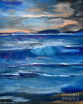 Painting - Sea Of Galilee by Denise Tomasura