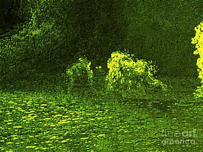 Photograph - Sea Of Green by Deborah DeLaBarre