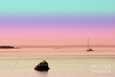 Photograph - Sea Of Tranquility by Aimelle