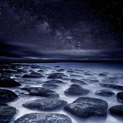 Photograph - Sea Of Tranquility by Jorge Maia