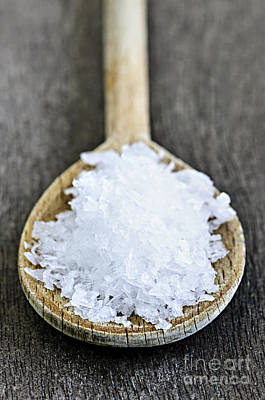 Photograph - Sea Salt by Elena Elisseeva