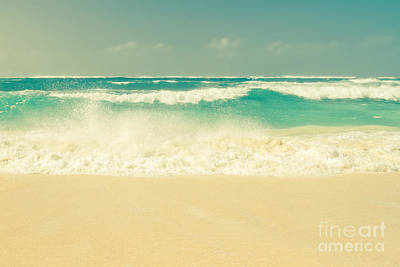 Photograph - Sea Sand And Sun by Sharon Mau