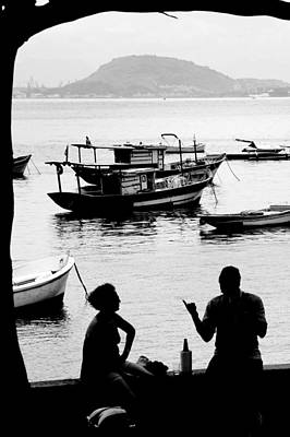 Photograph - Sea Scene by Celso Diniz