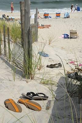 Sea Shore 141 Art Print by Joyce StJames