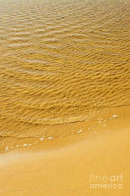 Water Photograph - Sea Shore by Carlos Caetano
