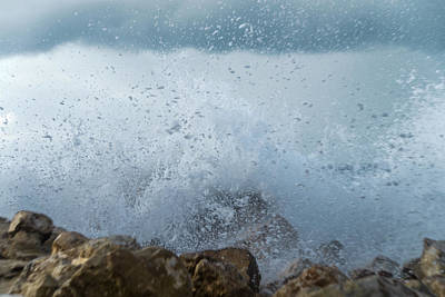 Photograph - Sea Spray by Michael Goyberg