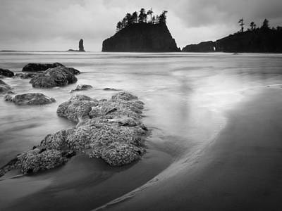 Sea Stacks II Art Print by Kyle Wasielewski