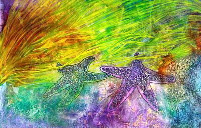Sea Stars Art Print