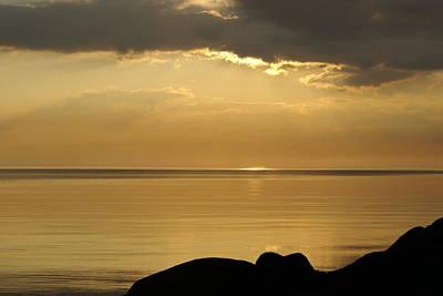 Sea / Sunset Original by Gynt