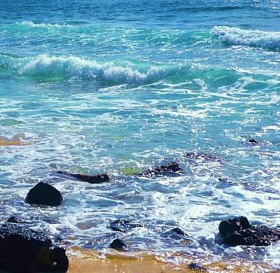 Photograph - Sea Water by Stephanie Callsen