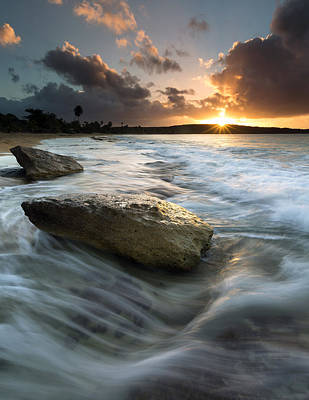 Vieques Photograph - Seachange by Patrick Downey