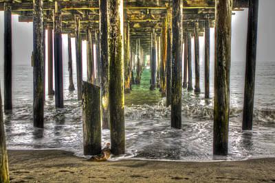 Seacliff Pier Art Print