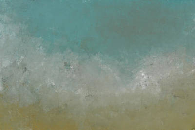 Digital Art - Seafoam by Jeff Montgomery