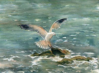 Seagull Original by Melly Terpening