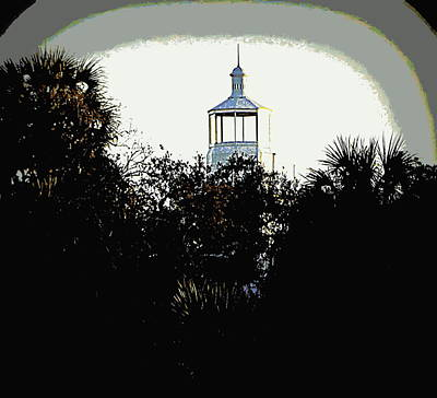 Photograph - Seahorse Key Lighthouse by Sheri McLeroy
