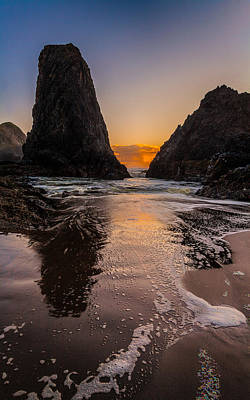 Photograph - Seal Rock 1 by Jacqui Boonstra