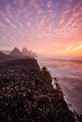 Royalty-Free and Rights-Managed Images - Seal Rock Skies by Darren White