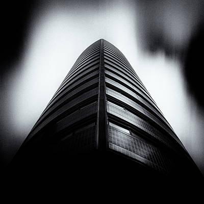 Rotterdam Photograph - Seam by Dave Bowman