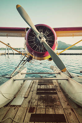 Photograph - Seaplane Dock by Shaunl