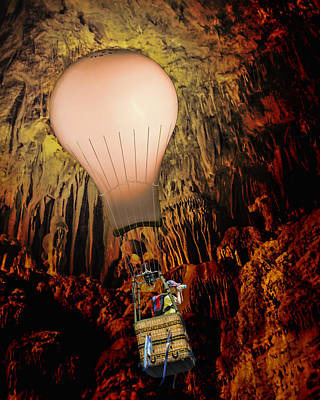 Photograph - Search Balloon by Wes Jimerson