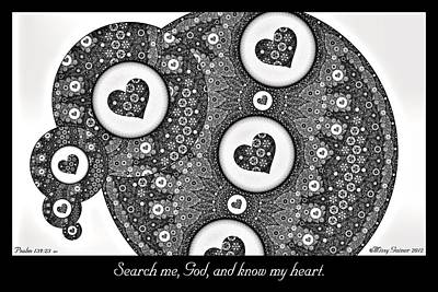 Digital Art - Search Me by Missy Gainer