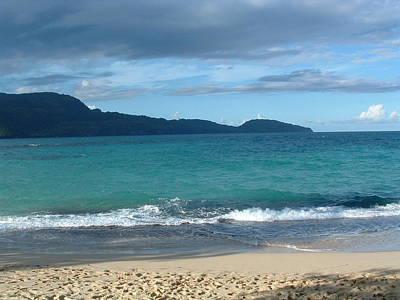 Photograph - Seascape 2 by Ronda Douglas