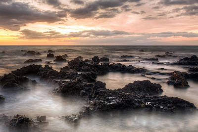Image Photograph - Seascape 20 by Ingrid Smith-Johnsen