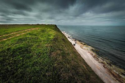 Point Photograph - Seascape 2011 by Mihai Ilie