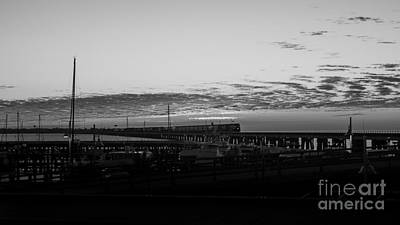 Bay St. Louis Ms Wall Art - Photograph - Seascape E20f Gulf Of Mexico by Otri Park